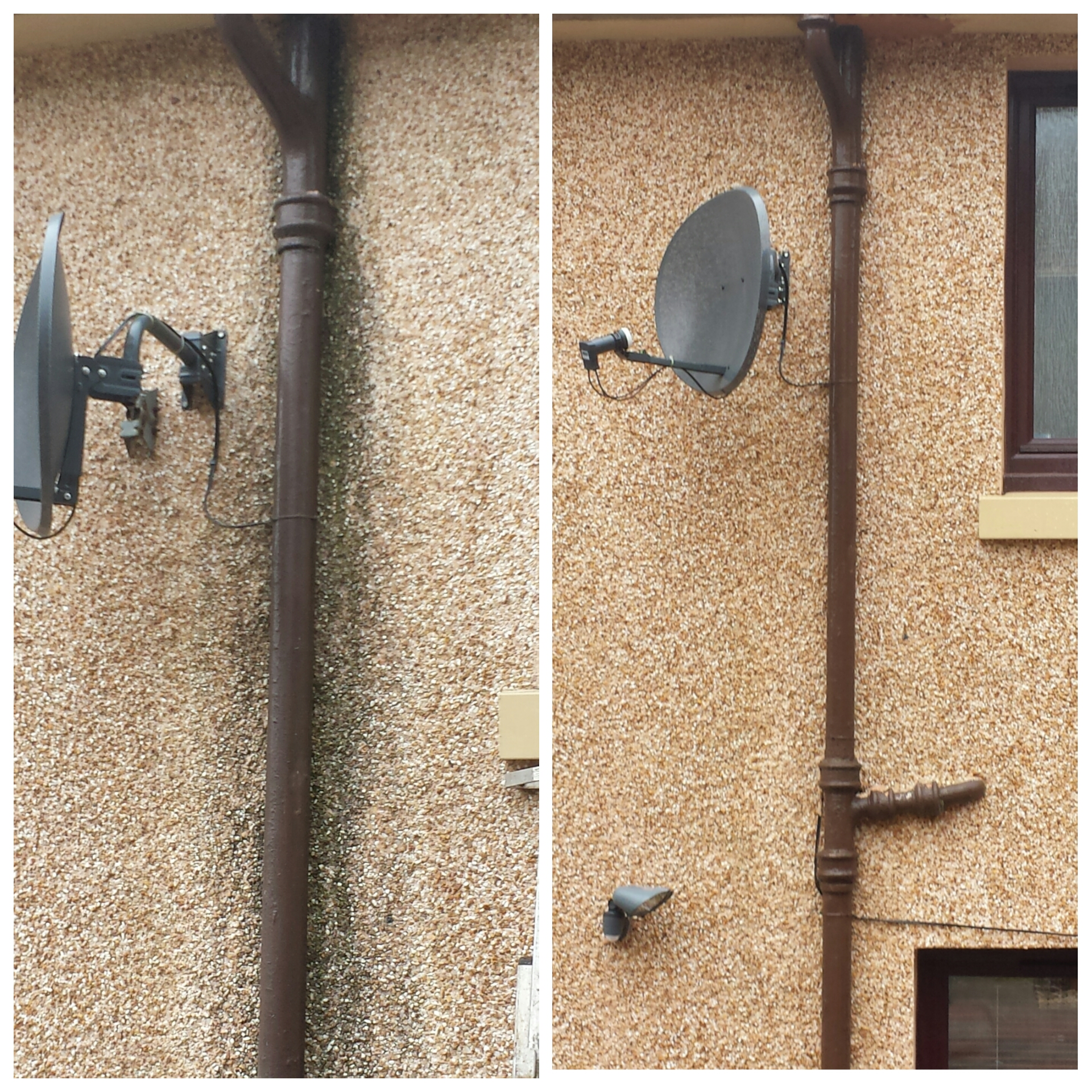 Roughcast Cleaning Scotland Softwash Scotland